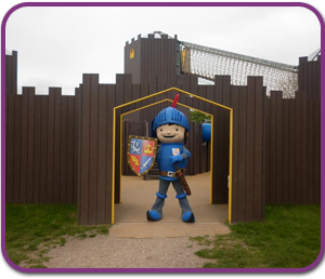 Adventure Farm Amusement Park Berrow Somerset
