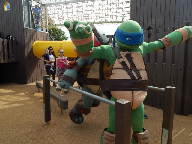 Family Theme Park Attractions